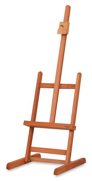 Fixed-Angle Table Easel