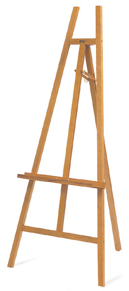 Museum Easel