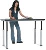 Shain Shop-Bilt Adaptable Table