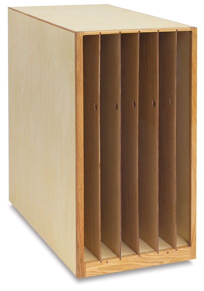 Vertical File Section