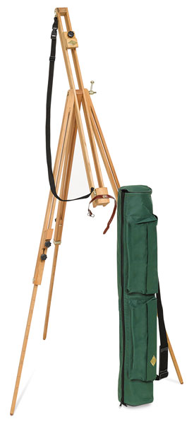 Portable Easel with Included Carrying Bag