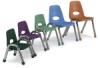 Smith System Husky Stacking Chairs