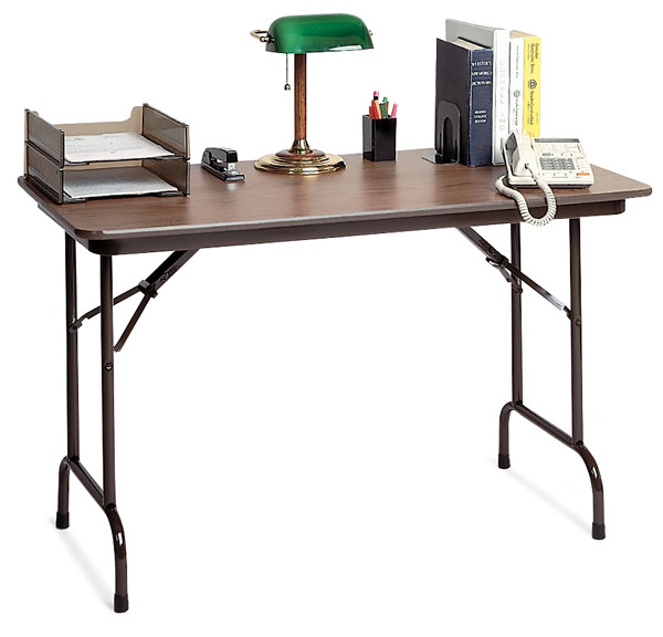 Fixed Height Folding Table