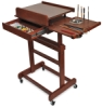 Craftech Rolling Painting Table