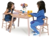 Whitney Brothers Children's Table And Two-Chair Set