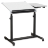 Studio Designs Europa Dual-Top Craft/drafting Station
