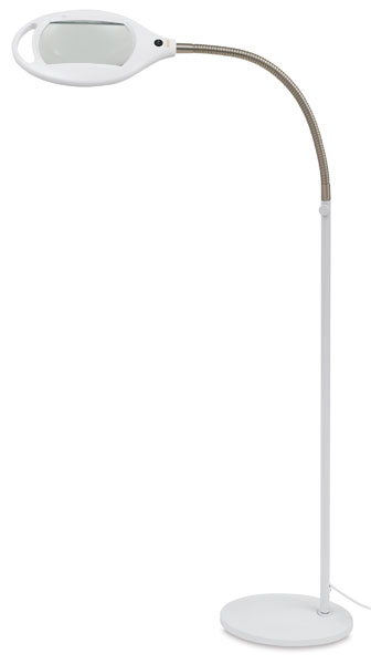 Magnifier LED Stand Lamp