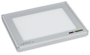 "6"" × 9"" LED LightPad"