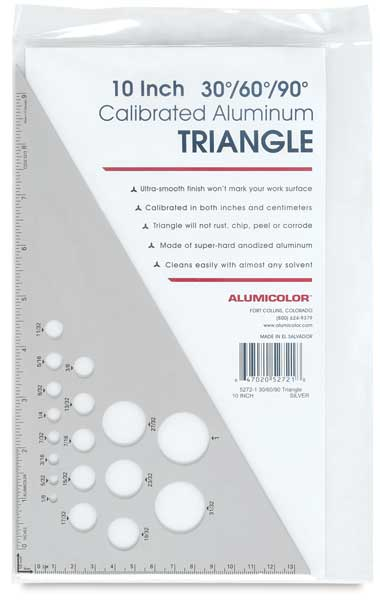 Aluminum Triangles