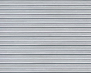 Example of painted Ribbed Roof/Corrugated Siding,1:100 Scale
