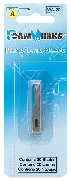 Replacement Blade A, Pkg of 20