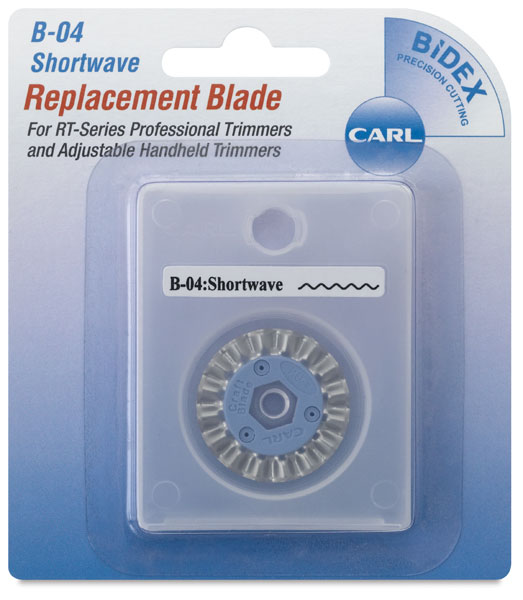 Decorative Replacement Blade, Short-Wave