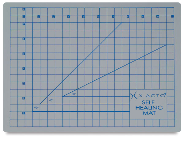 Self-Healing Mat, Gray