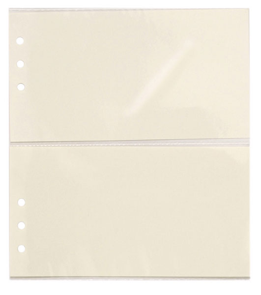Catalina Refill Pages, Photo Pocket, Pkg of 25