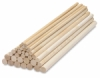 Wooden Dowel Rods