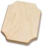 Baltic Birch Value Plaques