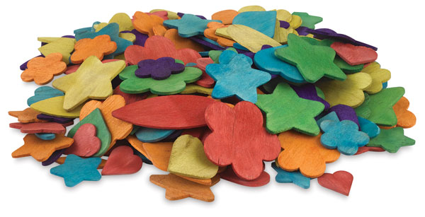 Assorted Colors, Pkg of 104