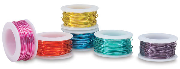 Set of 6 Bright Colors
