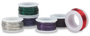 Set of 6 Colors, 24 Gauge