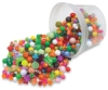 Hygloss Assorted Plastic Beads