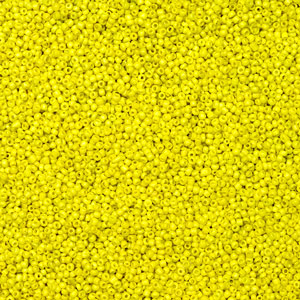 Yellow Indian Seed Beads