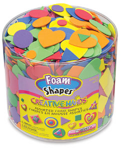 Creative Hands Foam Shapes