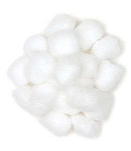 White Fluffs, Bag of 100