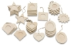 Wood Picture Frames, Pack of 36