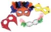 Colossal Craft Masks Kit, Classroom Pack