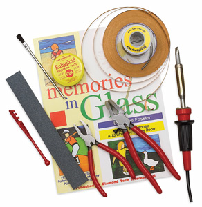 Stained Glass Class Kit