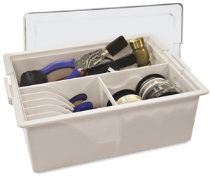 Tool & Spool Bin (Tools and Accessories Not Included)