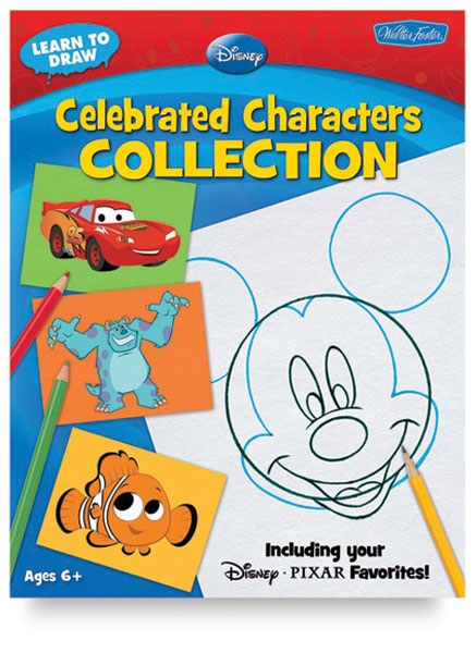 Learn to Draw Disney: Celebrated Characters Collection