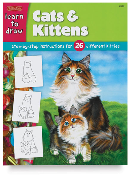 Learn to Draw Cats and Kittens