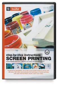 Step-by-Step Instructions: Screen Printing