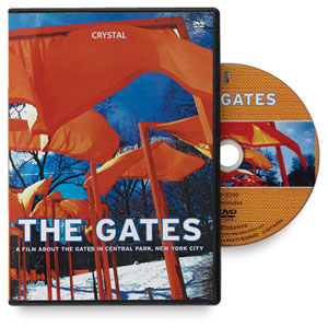 The Gates DVD: A Film about The Gates in Central Park, New York City