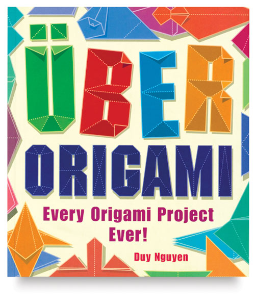 Über Origami:  Every Origami Project Ever!