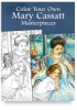 Masterpiece Coloring Books By Dover