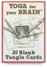 Yoga for your Brain, Blank Cards