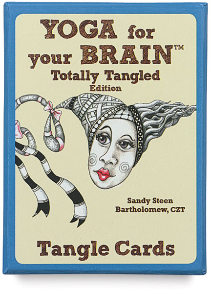 Yoga for your Brain, Totally Tangled Edition