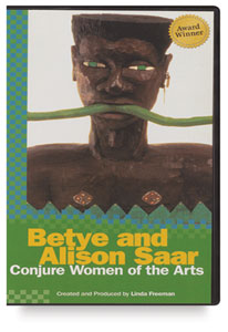 Conjure Women of the Arts, DVD