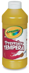 Crayola Premier Tempera Photo