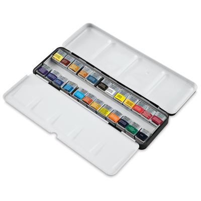 Winsor Newton Professional Watercolor Pan Sets Photo