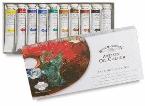Winsor Newton Artists Oil Colors Photo