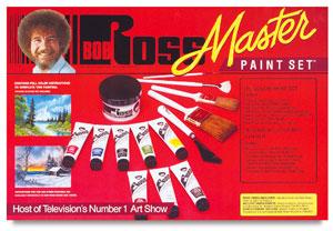 Bob Ross Master Oil Paint Set Image 1390