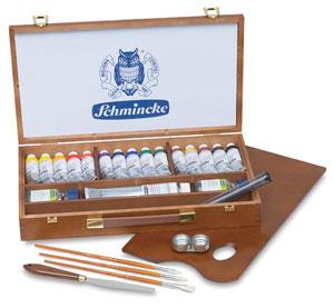 Schmincke Mussini Oil Colors