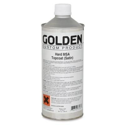 Golden Hard Msa Topcoat Image 2046