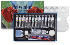 Maimeri Polycolor Vinyl Paints Image 5937