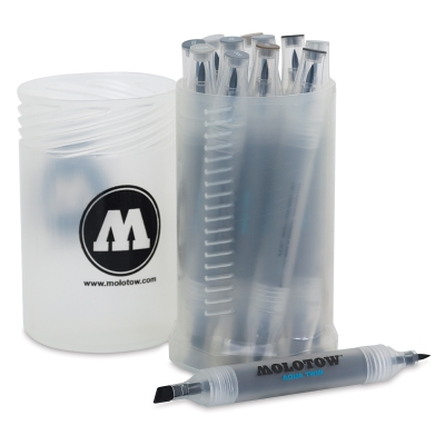 Molotow Aqua Twin Markers Sets Photo