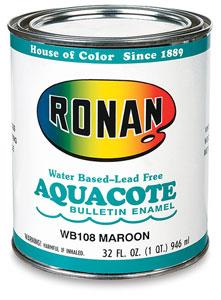 Ronan Aquacote Bulletin Enamels Image 2505