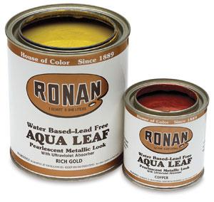 Ronan Aquacote Metallic Bulletin Enamels Image 1798